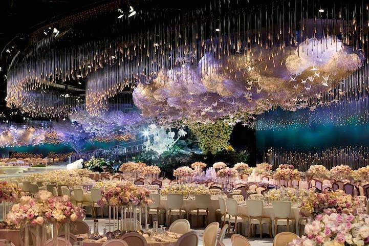 Sheikha latifa al maktoum 39 s wedding arabia weddings for Most beautiful wedding venues in the world
