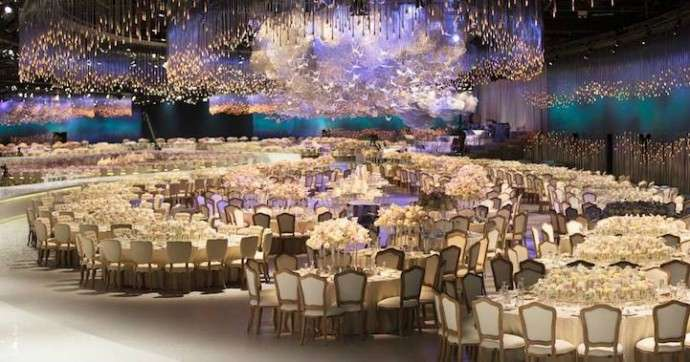 Luxury Life Design Best Wedding Locations In The World: Sheikha Latifa Al Maktoum's Wedding