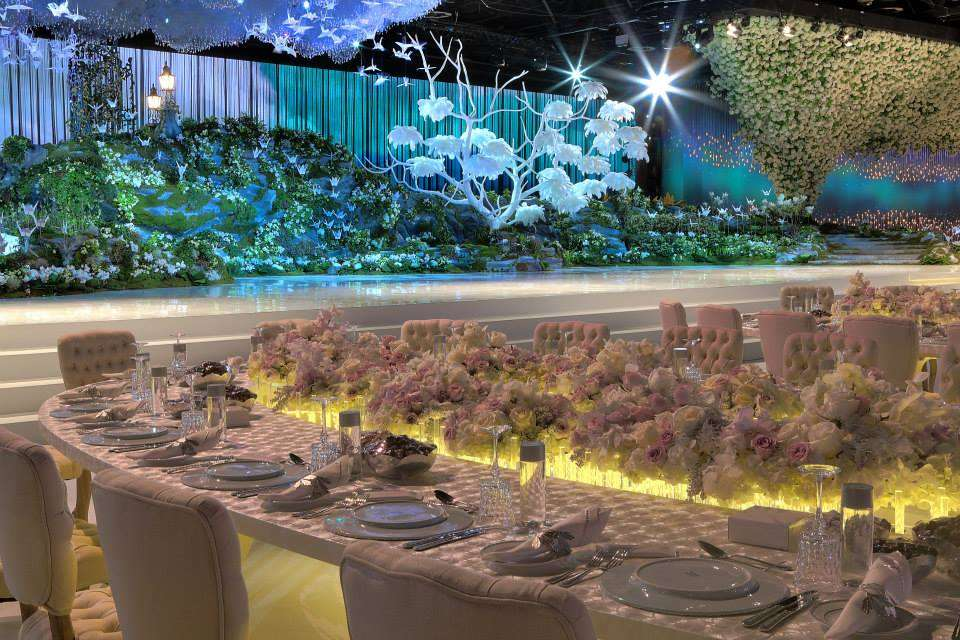 Sheikha Latifa Al Maktoum S Wedding Arabia Weddings