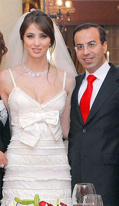 Anabella Hilal and Nader Saab's Wedding - Arabia Weddings