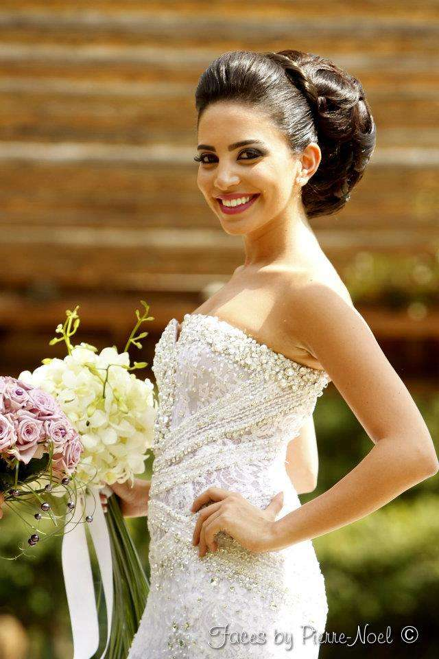 Hicham Haddad And Nathalie Zarkas Wedding Arabia Weddings