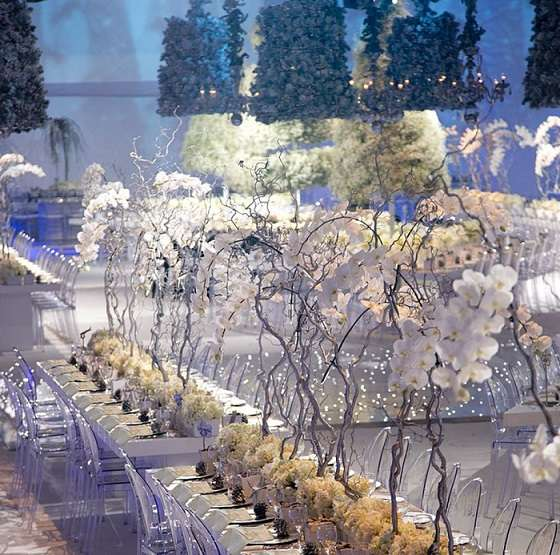 A winter wonderland wedding theme by my event design arabia weddings discover junglespirit Images