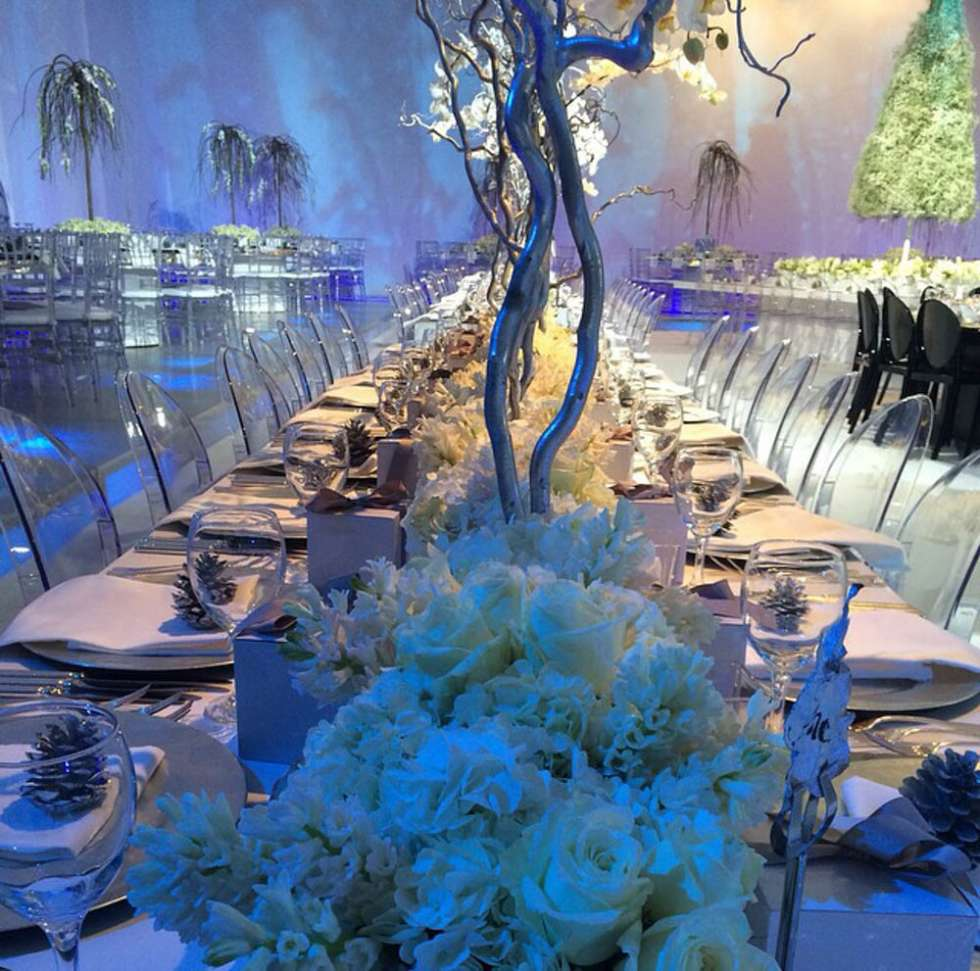 4 Of The Best White Winter Wedding Themes Wedding Ideas: A Winter Wonderland Wedding Theme By My Event Design