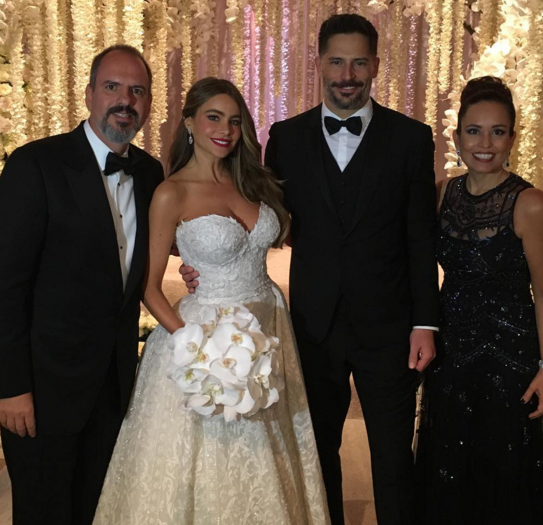 Sofia Vergara Wedding.Sofia Vergara And Joe Manganiello S Wedding Arabia Weddings