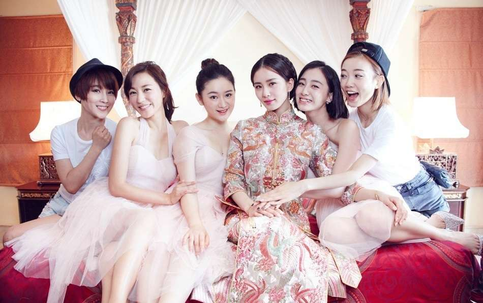 Top 20 Wedding Grand Entrance Songs 2016 Bridal Party: Nicky Wu And Cecilia Liu's Wedding