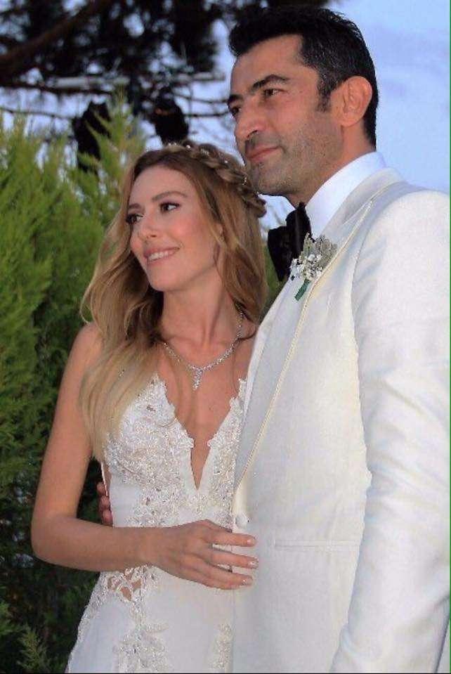 Sinem Kobal and Kenan Imirzalioglu's Wedding - Arabia Weddings