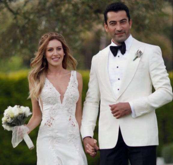 Sinem Kobal And Kenan Imirzalioglu S Wedding Arabia Weddings