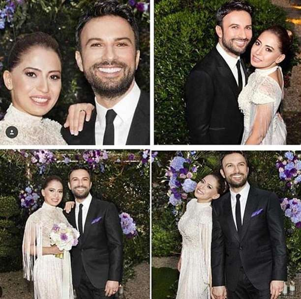 Tarkan And Pinar Dilek's Wedding