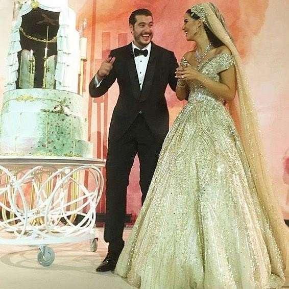 Dana Wolley And Samer Zayat S Wedding Arabia Weddings