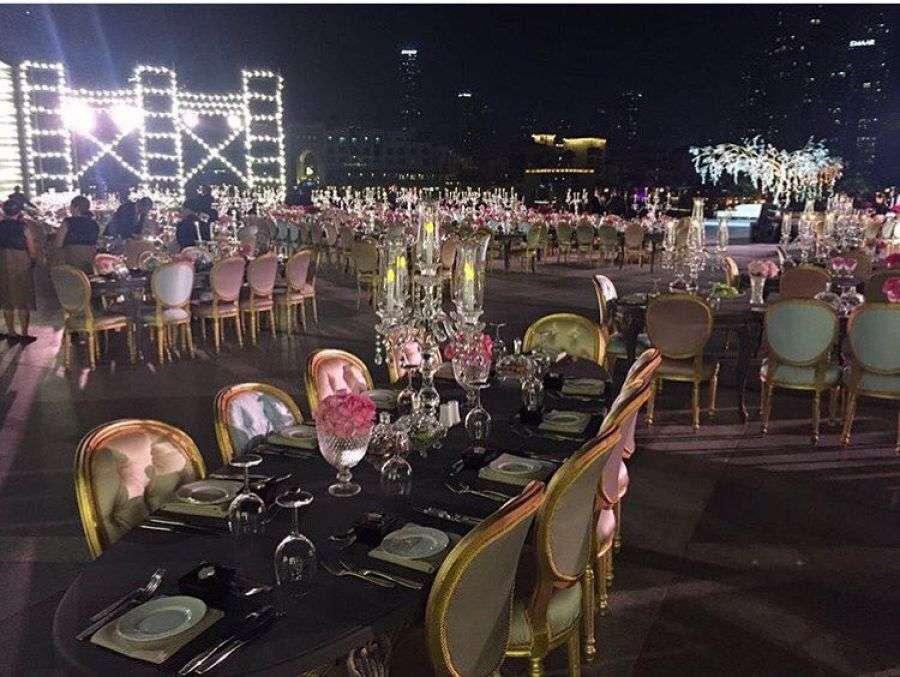 Balqees Fathi And Sultan Bin Abdullatif Arabia Weddings