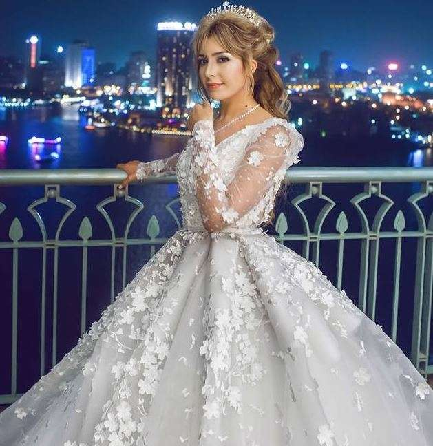 Wedding Entrance Songs 2017: Pictures: Moroccan Singer Jannat Gets Married
