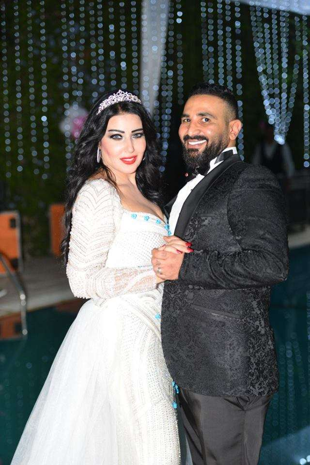 Somaya Al Khashab And Ahmed Saad S Wedding Arabia Weddings