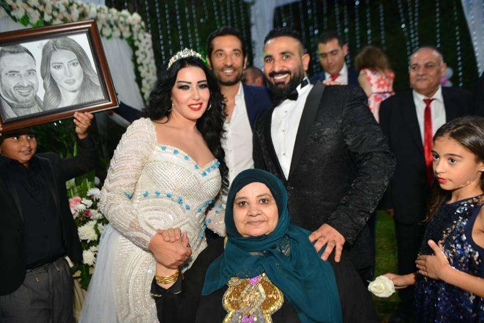 Somaya Al Khashab And Ahmed Saad S Wedding Arabia Weddings