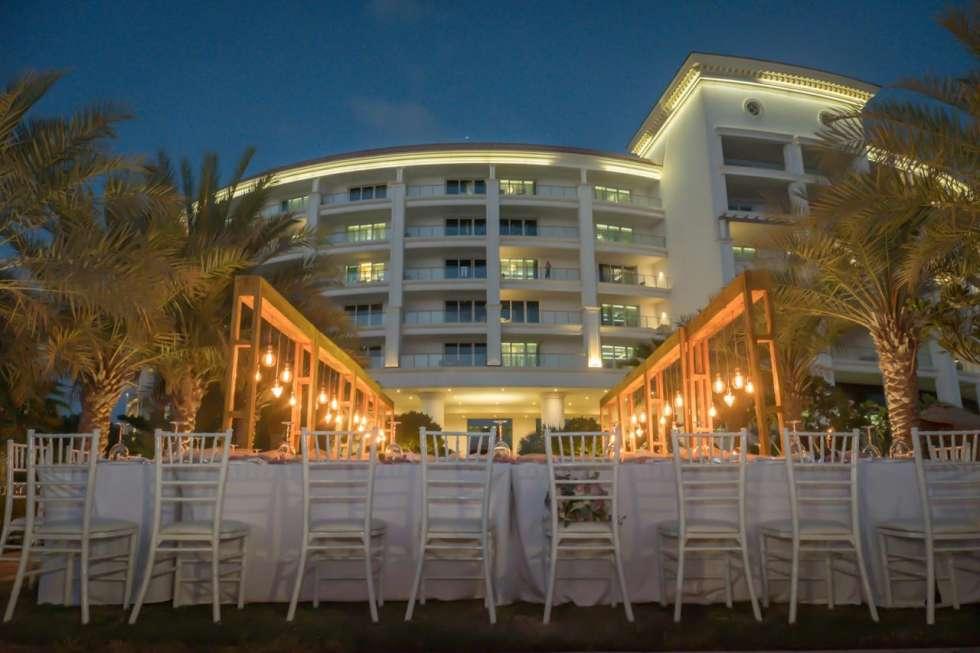 Waldorf Astoria Dubai Palm Jumeirah Dubai Arabia Weddings