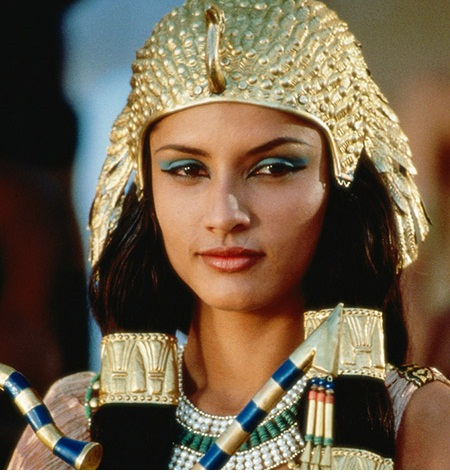 Beauty Secrets of Ancient Egypt: Hair Care - Arabia Weddings