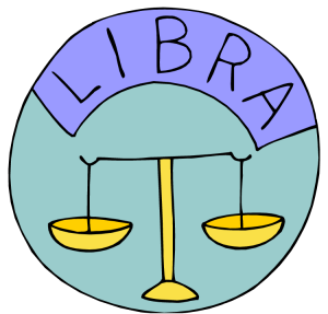 Libra is the only inanimate sign of the zodiac, all the others