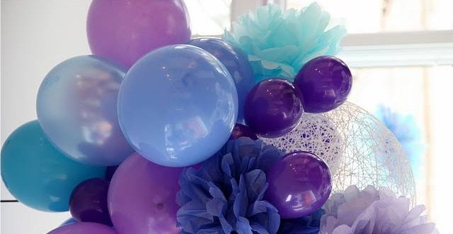 Your wedding in colors purple and blue arabia weddings - Purple and blue combination ...