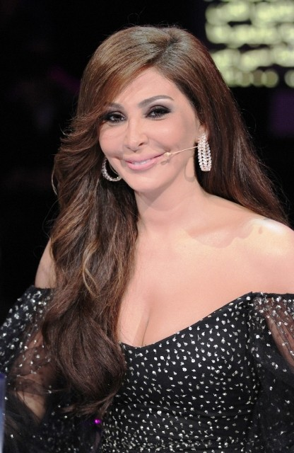 Your Engagement Look Inspired By Elissa On X Factor