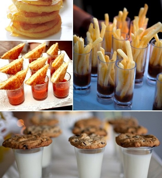 Wedding Snack Foods: Late Night Snacks At Your Wedding