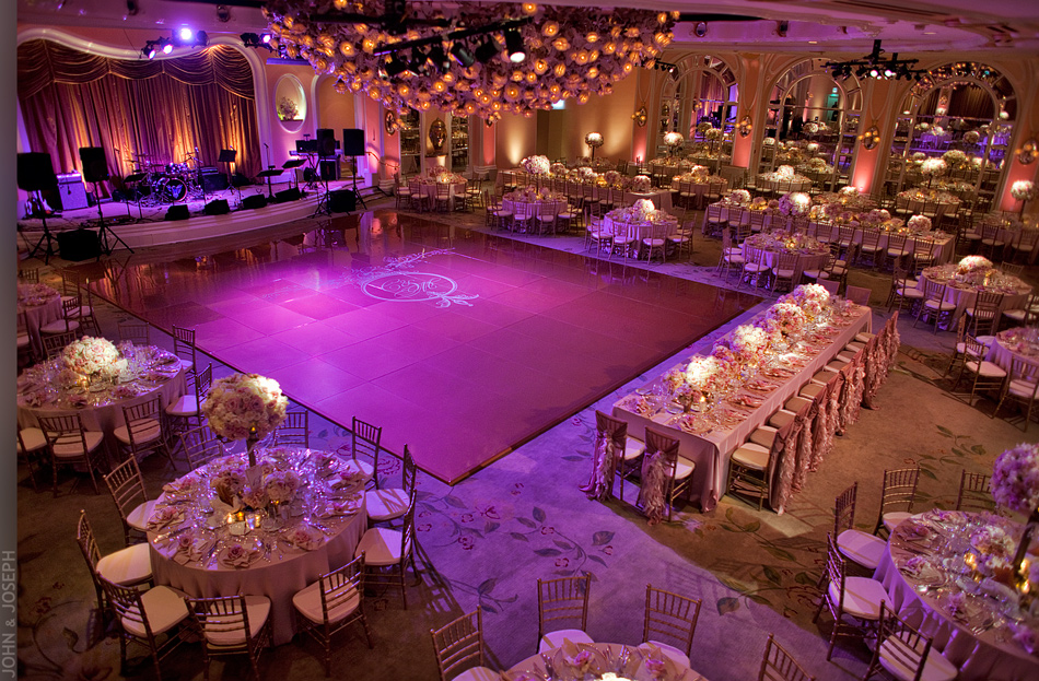 Wedding Venues Romantic Decoration