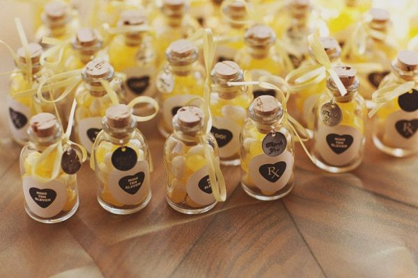 Wedding Favors In Bottles Arabia Weddings