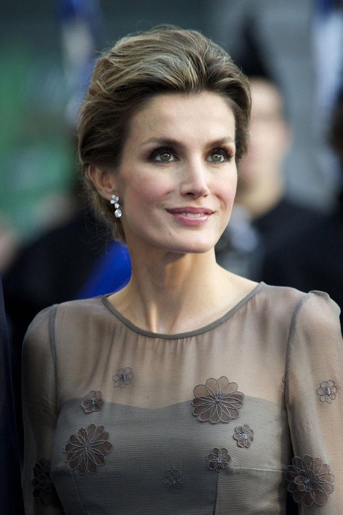 Fashion Inspiration Queen Letizia Of Spain Arabia Weddings