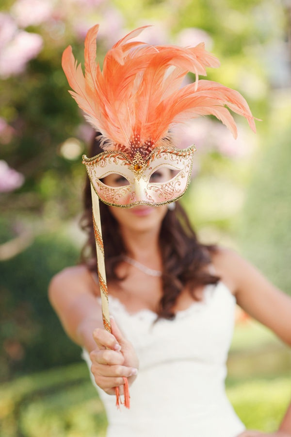 A Masquerade Ball Wedding Theme Arabia Weddings