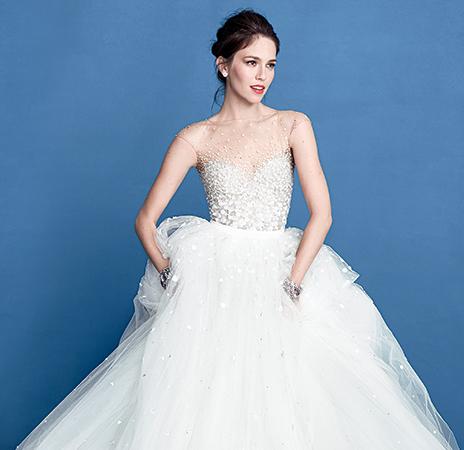 1d5749d4a اختاري فستان زفاف يناسب برجك | موقع العروس