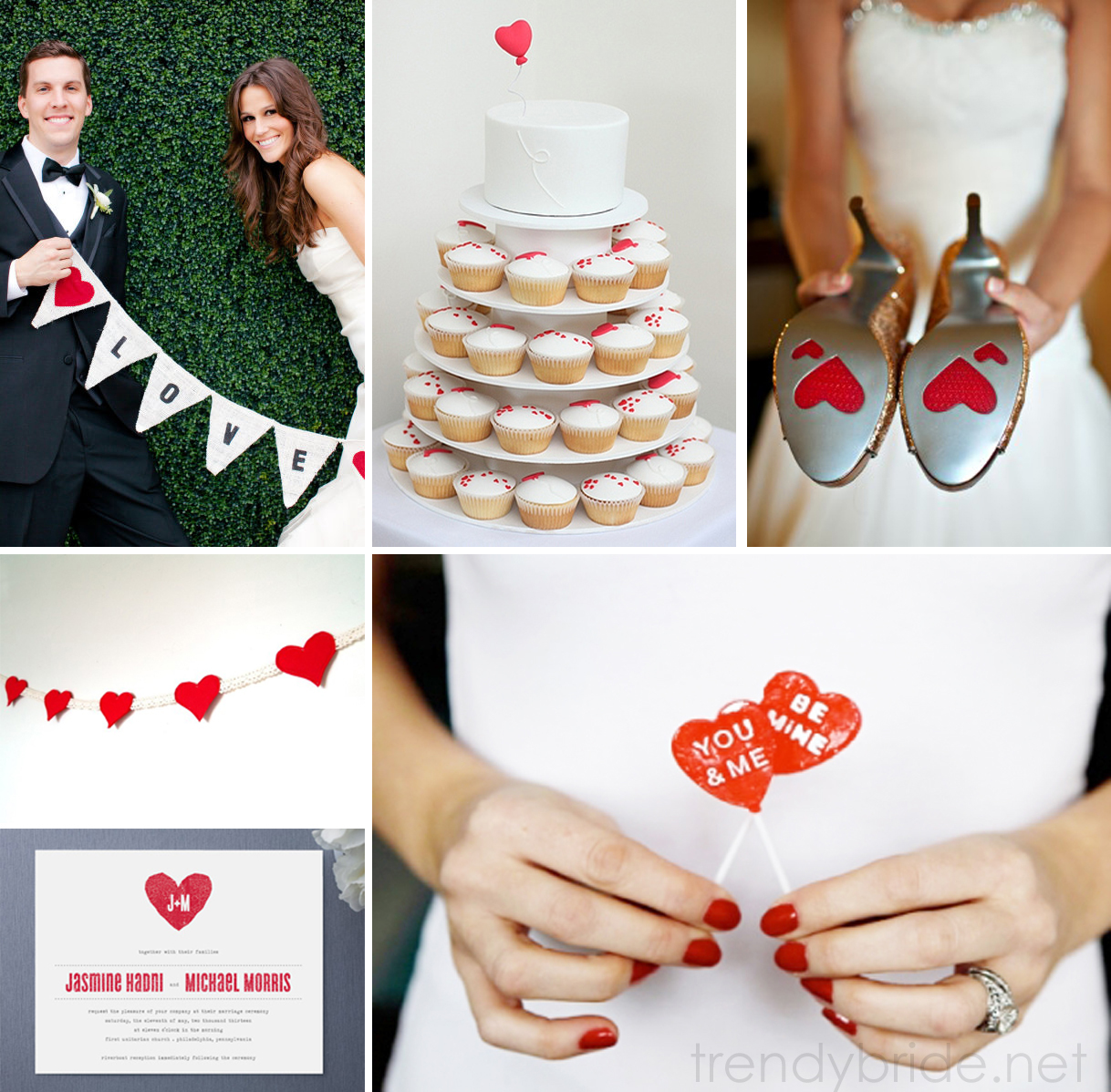 Unique Ideas For Your Valentine S Day Wedding Arabia Weddings