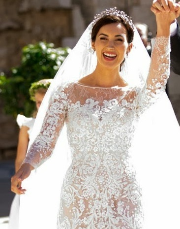 Beautiful Royal Wedding Gowns To Inspire You Arabia Weddings