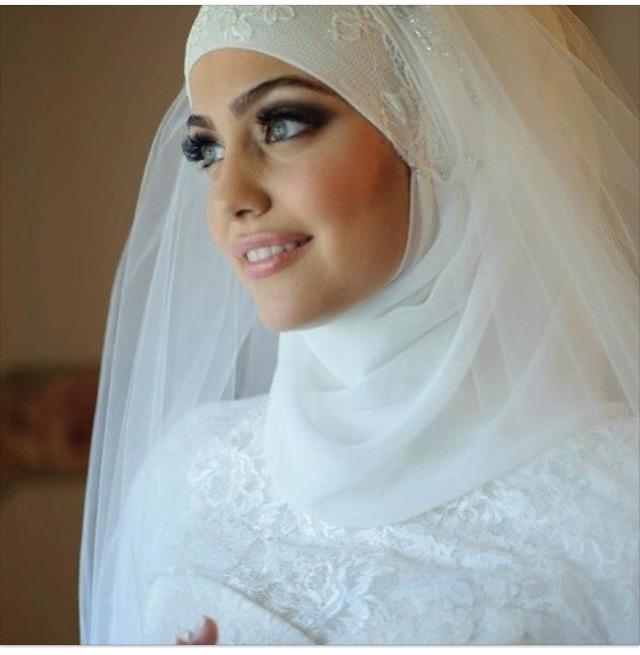 Wedding Hijab Looks Every Bride Will Love - Arabia Weddings