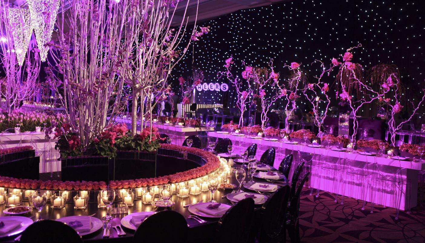 Luxury Wedding By My Event Design In Amman