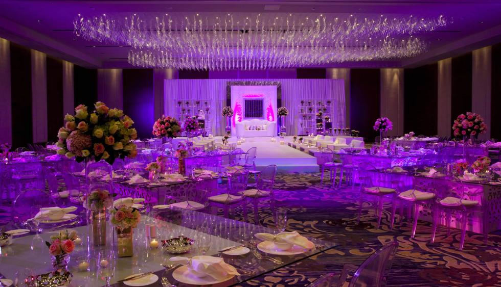 A Spotlight On An Elegant Wedding Venue Rosewood Abu Dhabi