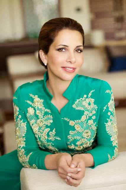 Get Inspired By Princess Haya Bint Al Hussein Arabia