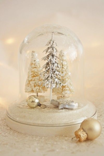 How To Include Snow Globes In Your Winter Wedding Arabia