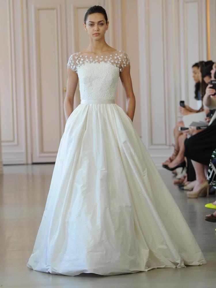 Inside The Bridal Collection of Oscar de la Renta - Arabia Weddings