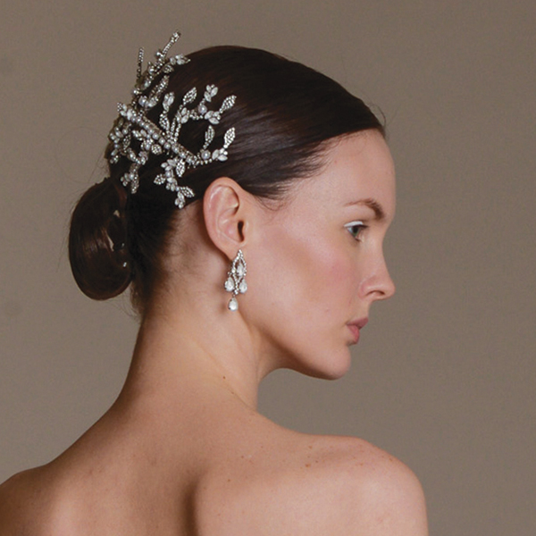 The Trendiest Bridal Hair Accessories For 2016