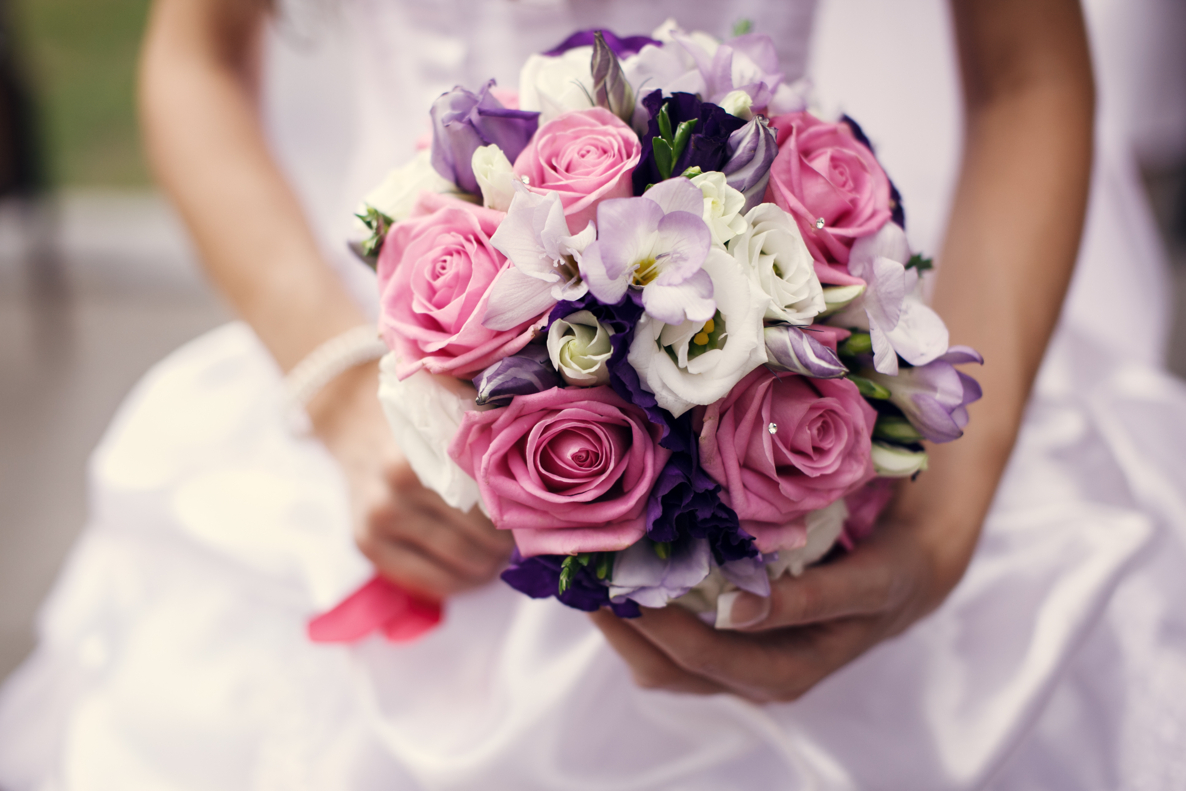 Your Personality According Your Bridal Bouquet Arabia