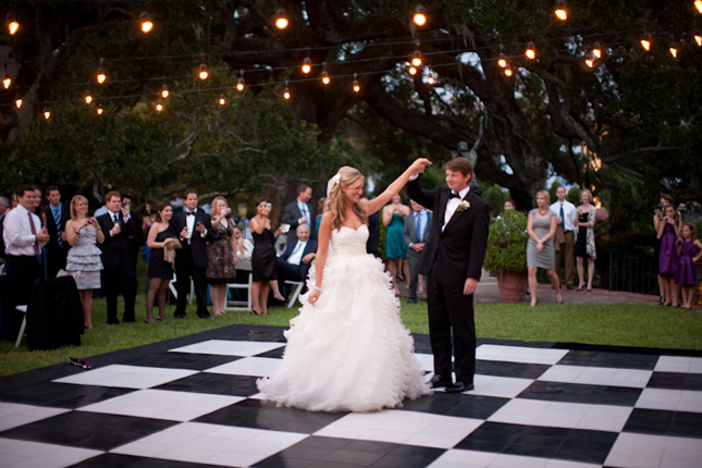 Ideas For Unique Wedding Dance Floors - Arabia Weddings