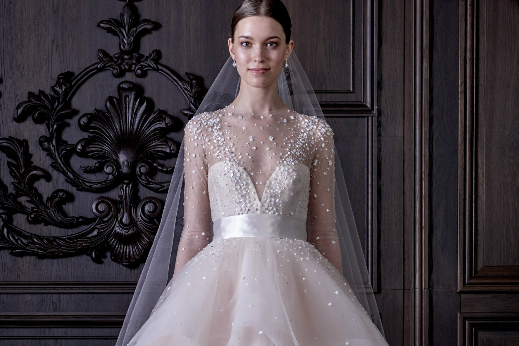 Spring Wedding Trends Bridal Fashion Trends For