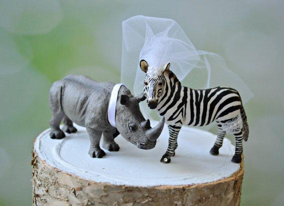 Adorable Wedding Ideas For Animal