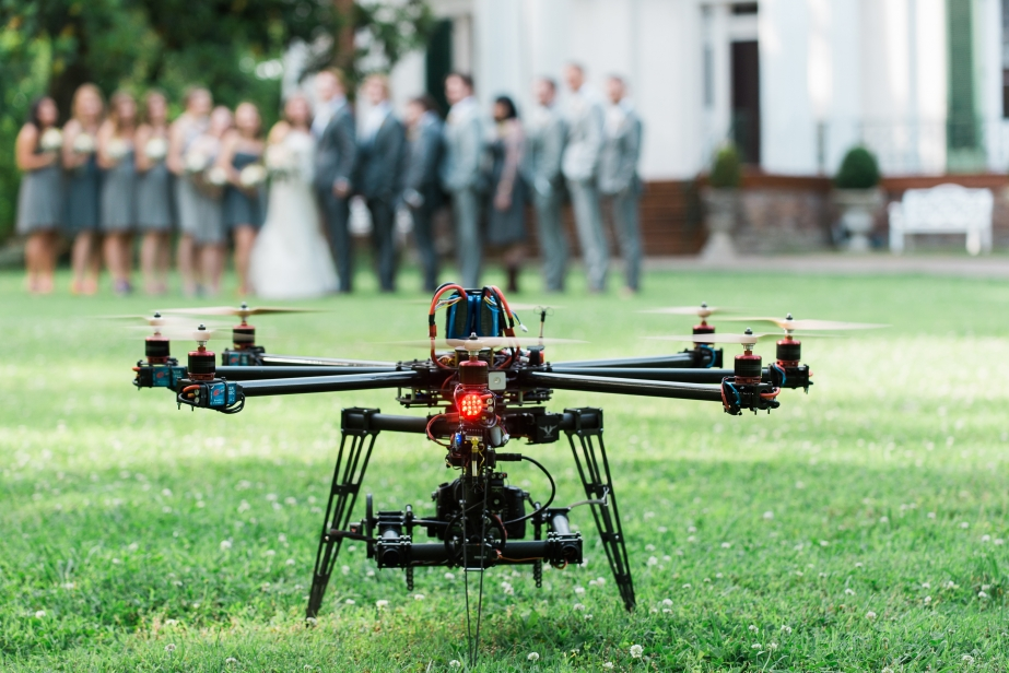 The Top Wedding Photography Trend In 2016 Drones