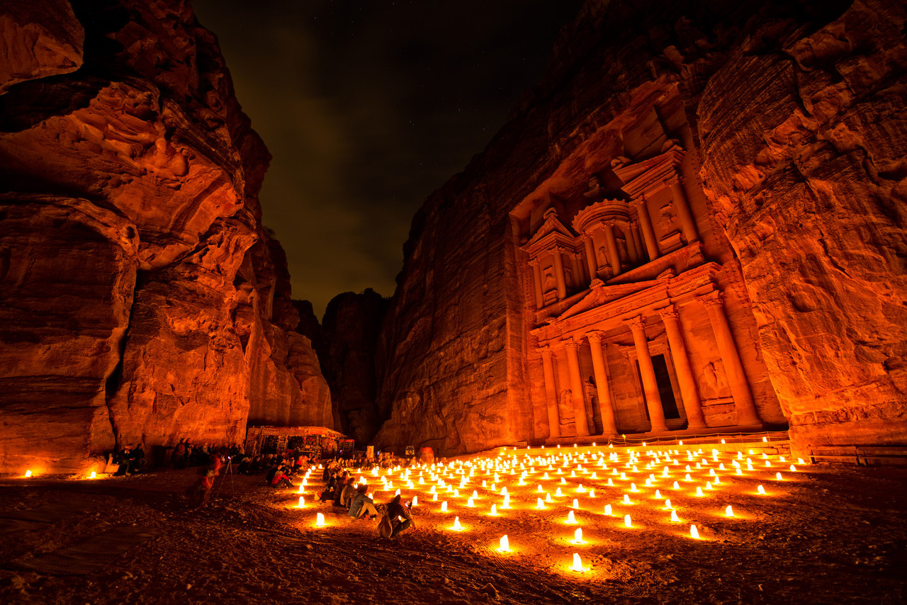 Have Your Wedding at Petra in Jordan