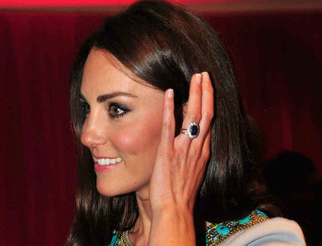 Diana Wedding Rings 61 Cool Beautiful Unconventional Celebrity Engagement