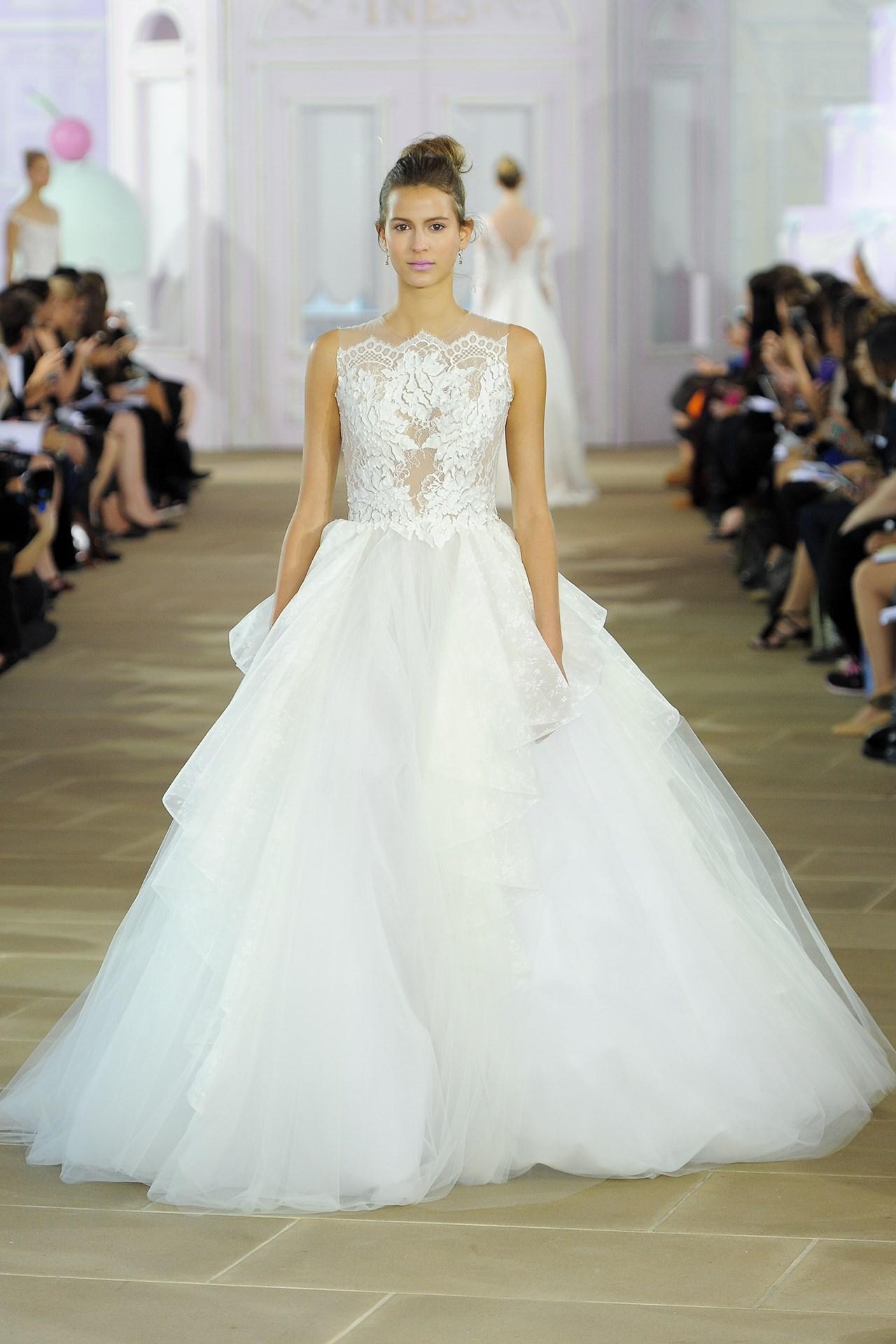 Ines di santo 2017 fall bride arabia weddings for Ines di santo wedding dress