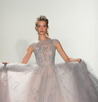 Buy Hayley Paige Wedding Dresses 77 Fresh Bridal Fashion Trend Glitter