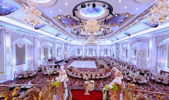 The top wedding halls in jeddah arabia weddings the top wedding halls in jeddah junglespirit Image collections