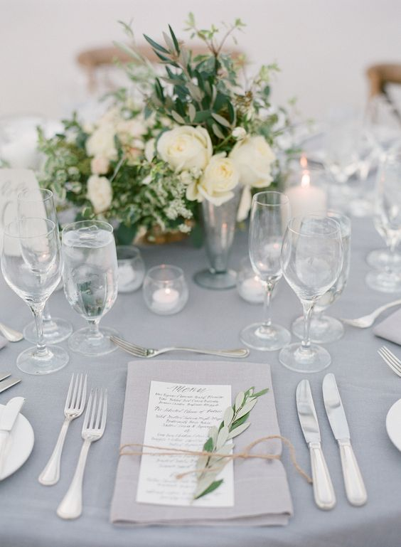 Neutral Wedding Theme