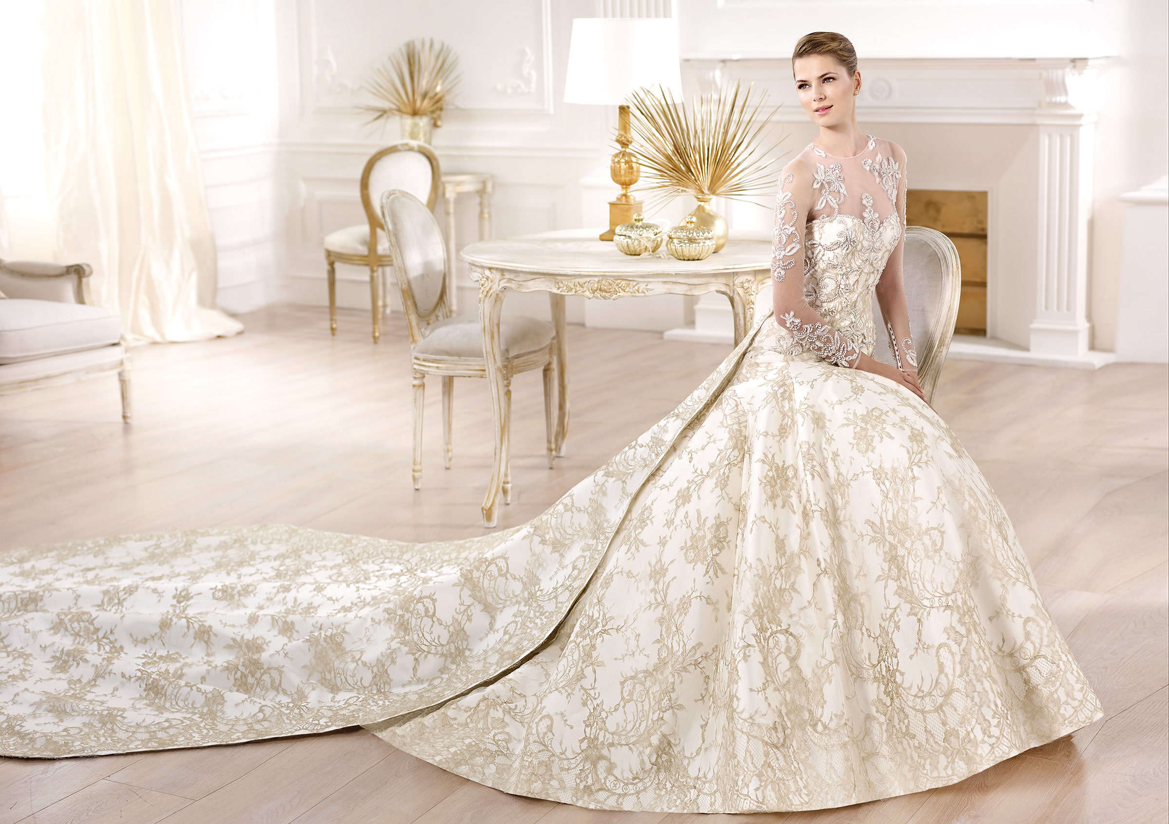 Eastern province bridal shops arabia weddings for Best wedding dress shops