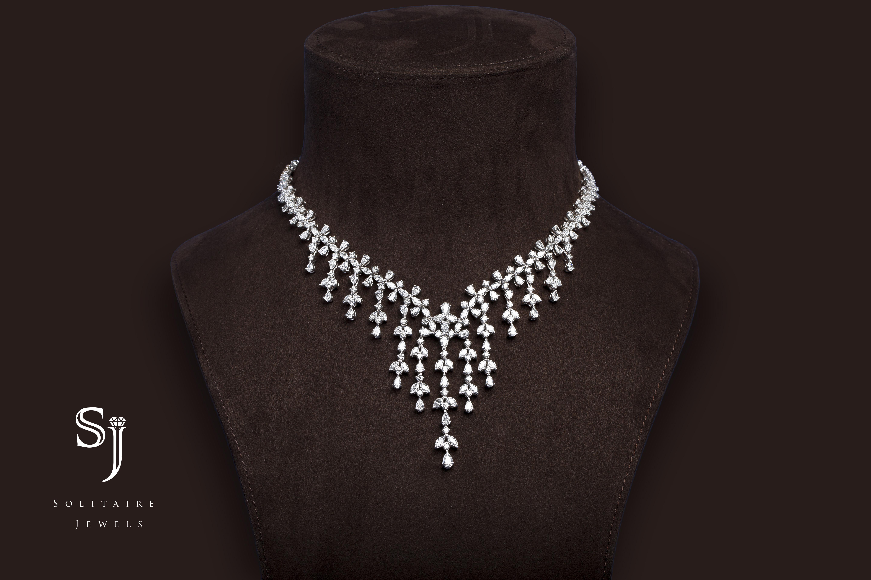 3 مجوهرات مرصعة بالألماس لشهر أبريل من مجوهرات سوليتير ...
